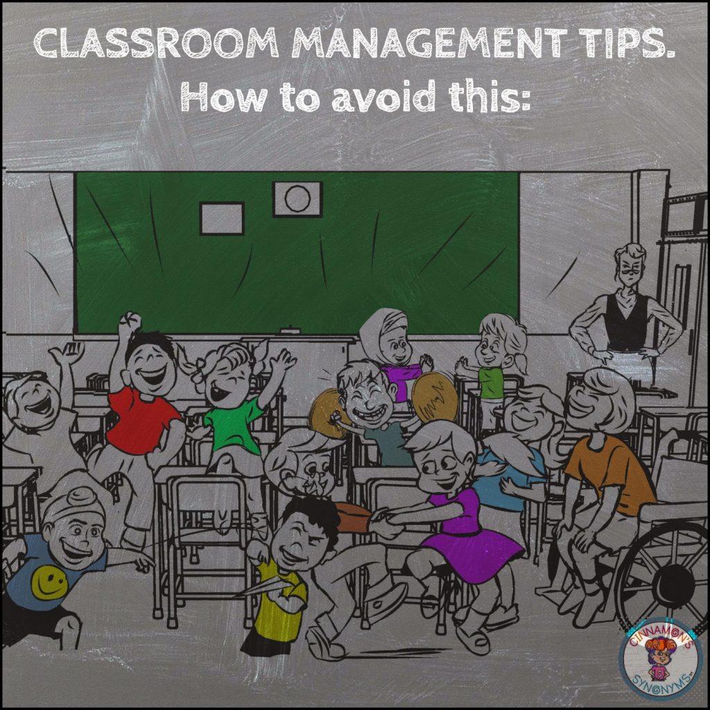 raffles as a classroom management strategy