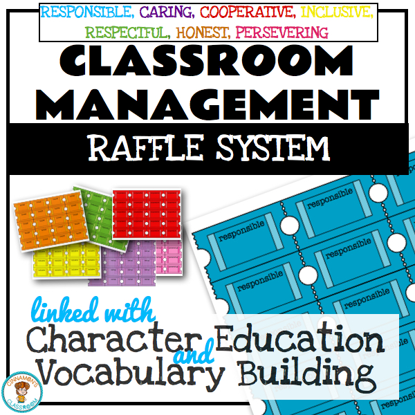 Classroom Management Raffle System