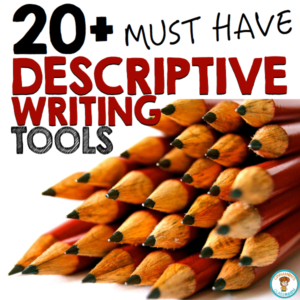 How to get students to write descriptively.