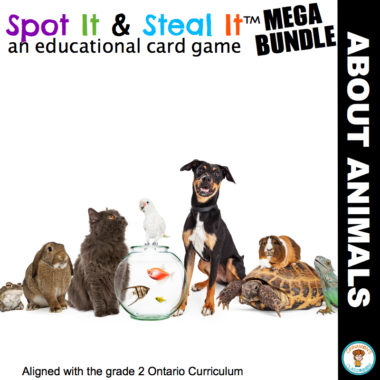 ALL ABOUT ANIMALS BUNDLE