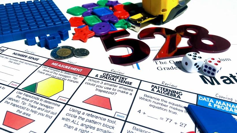 spiral the ontario math curriculum