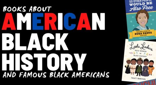 Books About American Black history