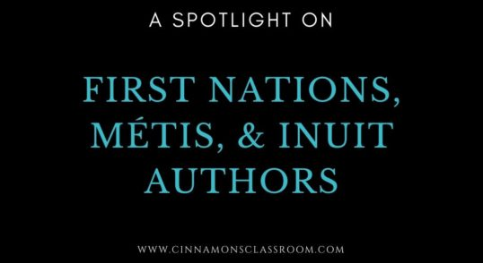 First Nations, Métis, and Inuit authors