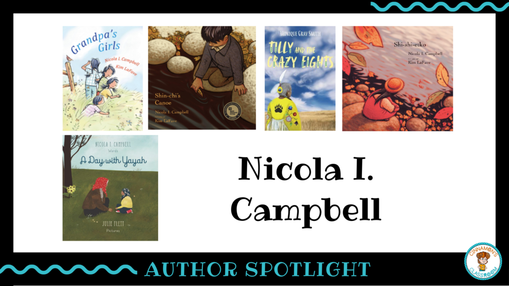 Canadian Indigenous children's authors